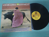 "Los Besten Pasodobles Spain Edition 1977 Audiomasters - LP vinyl 12 "" VG/VG"