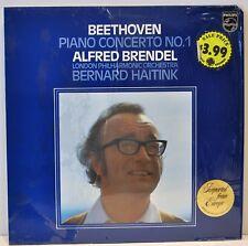 "Alfred Brendel | Bernard Haitink ""Beethoven Piano Concerto No. 1"" Philips Stereo"
