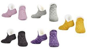 Citycomfort Warm Soft Fluffy Socks Non Slip Knitted Slipper For Men And Women