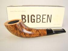 Big-Ben Pipe Pfeife Bora Tan Braun Poliert 575 9mm Holland #162