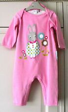 Olive and Moss - Betty the Bunny- All in One Suit & Hat - 0-6 months