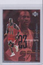 1998-99 Upper Deck #311 Michael Jordan Chicago Bulls Basketball Card