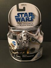 Star Wars Legacy Collection Imperial Evo Trooper GH 4 - Droid 5D6-RA7 2008 BD