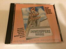 Showstoppers Cd Historic Victor Recordings- Pre Owned