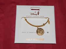 Disney Parks ALEX & ANI bracelet DVC Vacation Club - gold tone - NEW