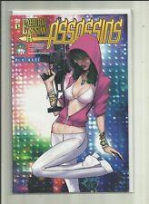 EXECUTIVE ASSISTANT:ASSASSINS # 1A.  (ASPEN COMICS) .