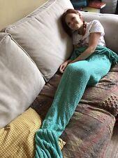 mermaid tail blanket Sleeping Bag kids