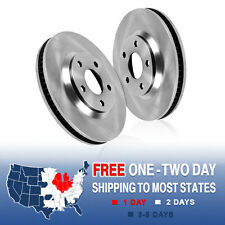 2 Front Premium OE Brake Disc Rotors 2003 2004 2005 MAZDA 6