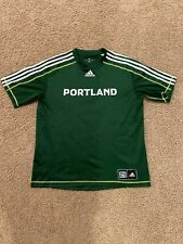 Adidas Climalite Portland Timbers #11 Soccer Jersey MLS - Men's L Large