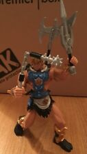 Martial arts He Man MOTU 2003 complete and excellent condition