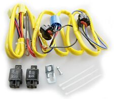9007 Hi-Low Headlight Wire Harness Kit Hi Watt HID NEW