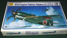 Otaki 1/48 Kawanishi N1K1-J George - Japanese WWII  Fighter  - NIOB