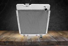 Champion Polished Aluminum 3 Row Radiator,Eng.289ci V8 1960-1965 Comet Radiator