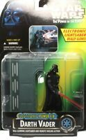 Kenner Star Wars Power of the Force Electronic Power F/X Darth Vader Action...