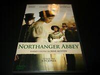 "DVD ""NORTHANGER ABBEY"" Felicity JONES, Liam CUNNINGHAM, Carey MULLIGAN"