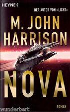 "M. John Harrison - "" NOVA "" (2007) - tb - ungelesen - Mängelexemplar"