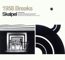 CD SKALPEL 1958 Breaks Ninja Tune  * new edition 2014