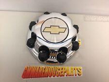 1999-2007 SILVERADO HD2500 CHROME HUB CAP 8 LUG NEW GM # 9597169