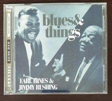 Classic Records Earl Hines Jimmy Rushing blues & things 24 bit 96khz DVD-AUDIO