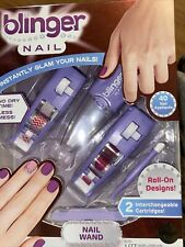 Blinger Ultimate Nail Wand Collection - Glam Your Nails in No Mess, No Waiting