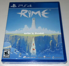 RIME SONY PS4 PLAYSTATION 4 BRAND NEW FACTORY SEALED ADVENTURE PUZZLE GAME
