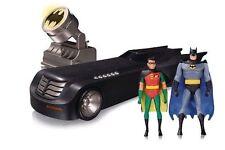Batman The Animated Series Deluxe Batmobile by DC Comics