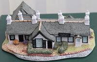 Lilliput Lane The World Famous Blacksmith's Shop Gretna Green L2225