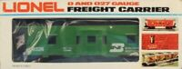 Lionel O Gauge O27 Burlington Northern #9326 Window Caboose Car #6-9326U