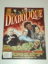 DIABOLIQUE #20 MARCH/APRIL 2014 DYSFUNCTIONAL FAMILIES US MAGAZINE