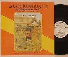 Alex Konadu         Manu me ho      Highlife       Afro Funk     NM # P