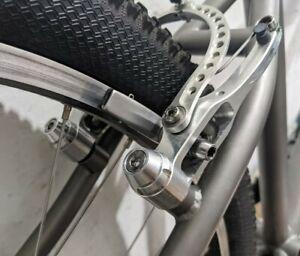 Avid Arch Supreme V-brake Titanium Mounting Bolt