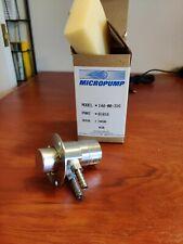 Micropump 148-00-316, 81816 Magnetically Driven Pump