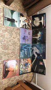 Job Lot 10 Elton John Lp Vinyls