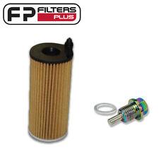 WCO159 Oil Filter + MSP1215 Magnetic Sump Plug - Mini R60 T/Diesel - R2808P