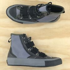 Converse Chuck Taylor 70 Tech Hiker Hi Top Black Grey Green Shoes 162358C Size 7