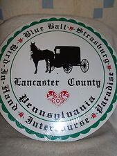 "CONESTOGA CRAFTS Hex Sign, 15"" Lancaster Town Names"