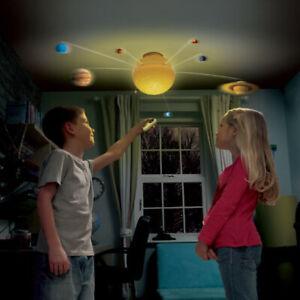 Solar System Mobile - Light Ceiling Space Kids Education