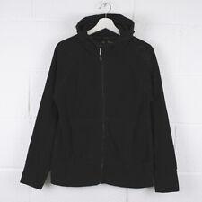 Vintage CALVIN KLEIN PERFORMANCE Black Fleece Jacket Size Womens Medium /R61040
