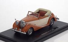 1:43 Dongguan Jaguar Mark IV 1948 brown/creme