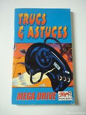Livre Player One Pocket N°4 Truc & Astuces Mega Drive 1993 [ Version Française ]