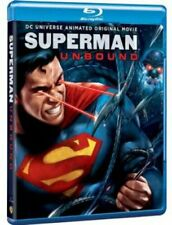 Superman Unbound [Blu-ray] [2013] [Region Free] [Dvd][Region 2]