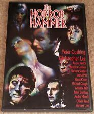 The Horror of Hammer (DVD, 2001)