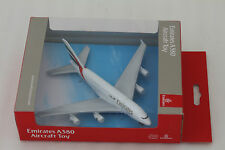 Brand New Emirates Airbus A380 Toy Die cast Metal Plane 15cm long approx RT9904