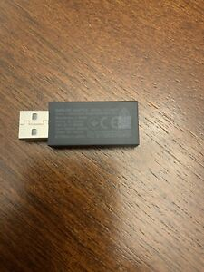 PlayStation Wireless USB Dongle Adapter CFI-ZWDI PS5 FOR Sony Pulse 3D Headset