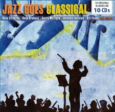 Jazz Goes Classical, 10 Audio-CDs