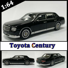 DCM 1:64 Scale Toyota Century Black Alloy Diecast Car Model Collection Gift Toys