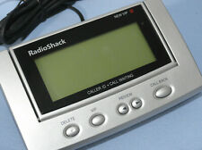 Radio Shack 43-3903-A Caller Id Call Waiting Box Battery Operated Excellent Cid