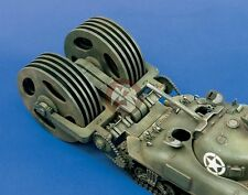 """Verlinden 1/35 T1E3 Mine Roller """"Aunt Jemima"""" Conversion Set for M4 Sherman 827"""