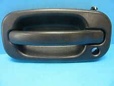 Outside Door Handle Front Left Driver Side Replaces GM OEM# 15034985 W. Key Hole
