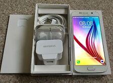 GRADE- A*Samsung Galaxy S6 SM-G920F - 32GB - Pearl White  (Unlocked) Smartphone.